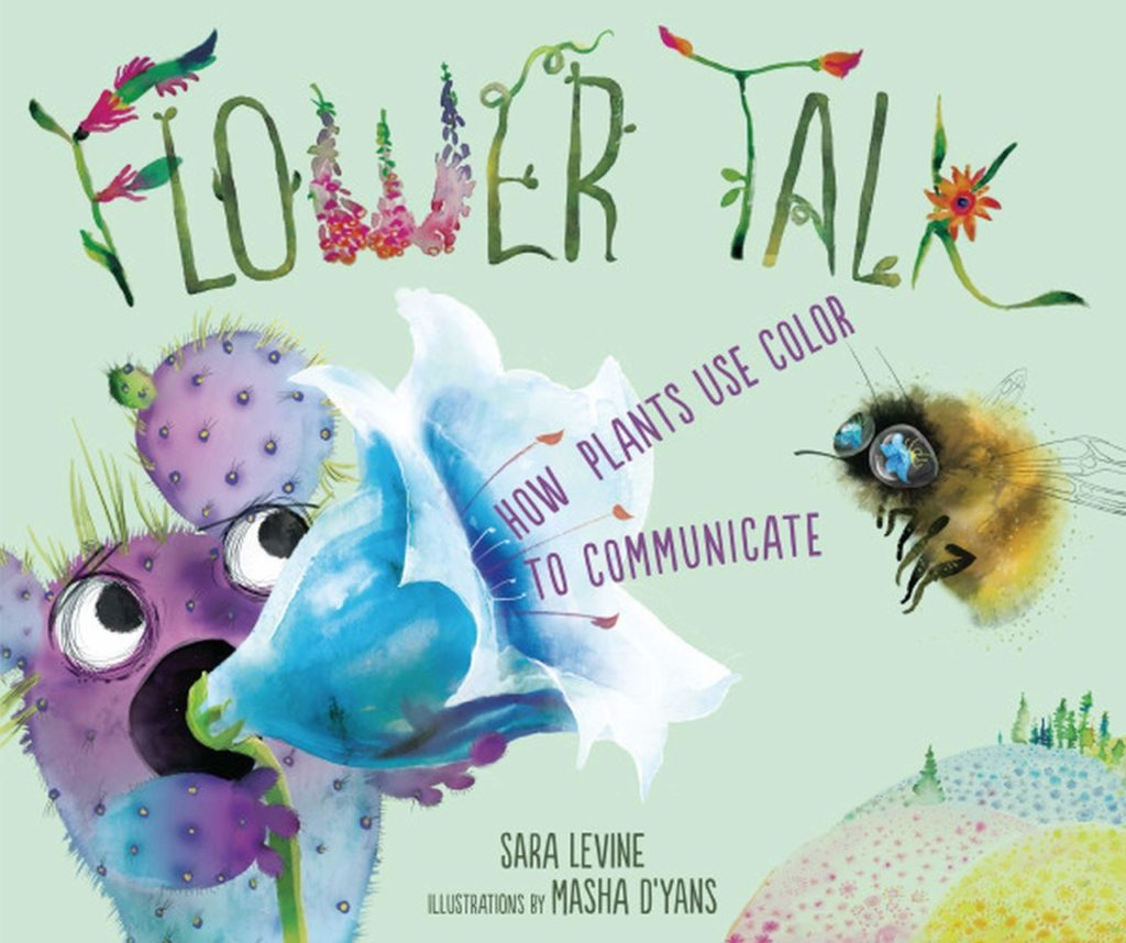 Flower Talk- How Plants Use Color to Communicate
