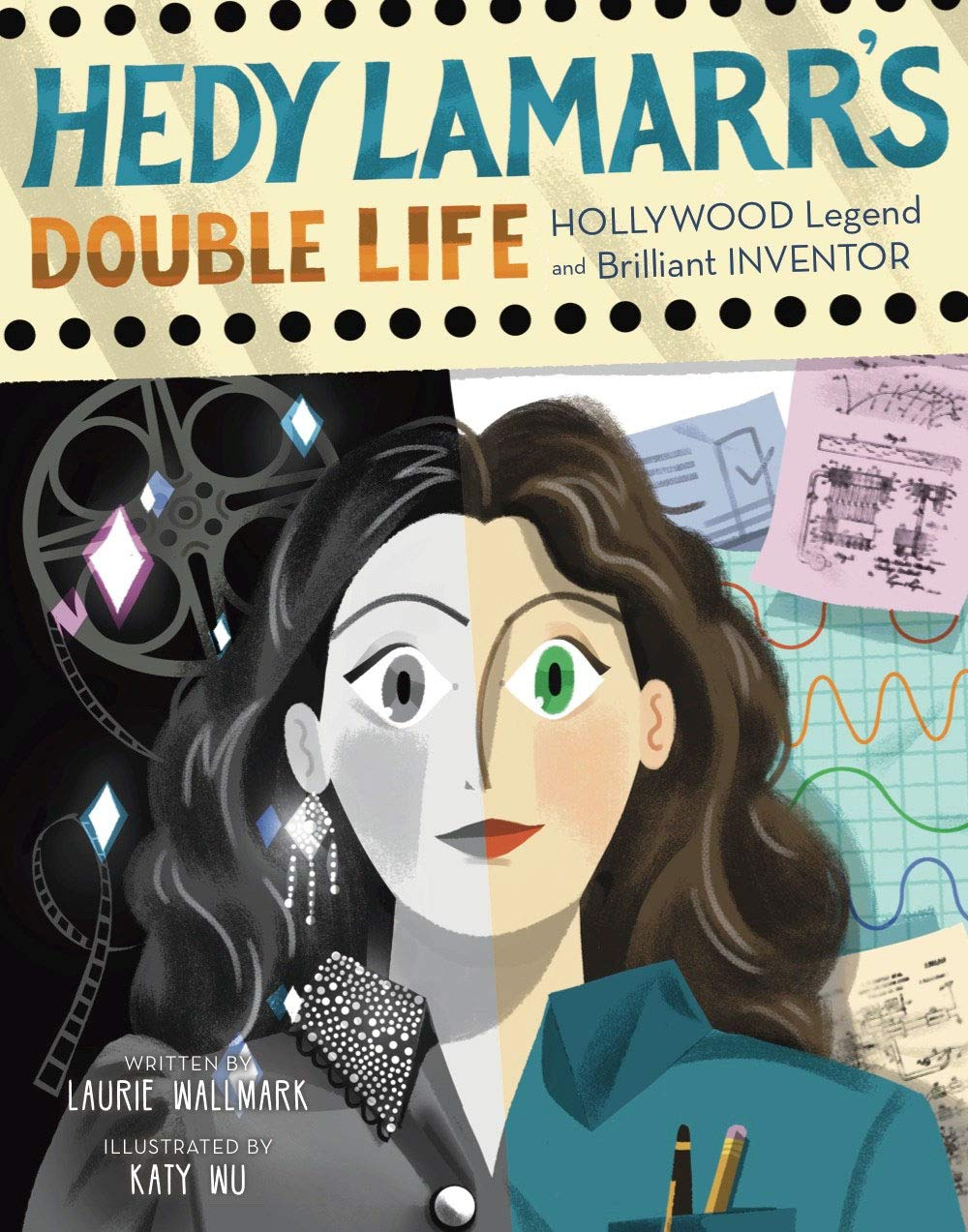 Hedy Lamarr's Double Life- Hollywood Legend and Brilliant Inventor